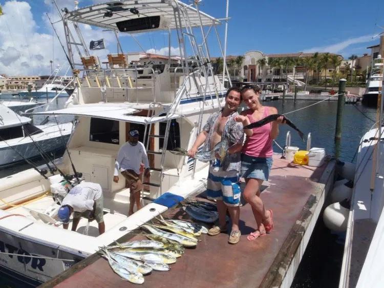Palmera Fishing Dominican Republic